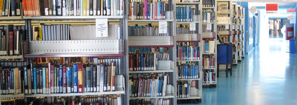 Bibliothèque Polytechnique Montréal