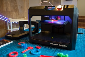 Imprimante 3D MakerBot Replicator