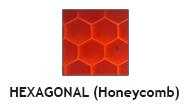 Hexagonal Fill