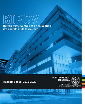 Rapport annuel du Bureau d'intervention et de prévention des conflits et de la violence (BIPCV)