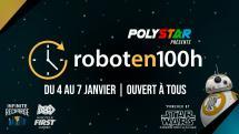 Défi Roboten100h de Polytechnique Montréal