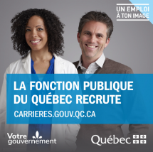 """**En ligne** Séances d'information """"Comment accéder aux possibilités d'emploi à la Fonction publique du Québec"""""""