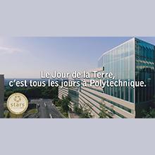 Le Jour de la Terre : Polytechnique Montréal engagée pour la planète
