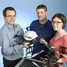 Polytechnique donne des ailes aux projets de l'industrie aérospatiale