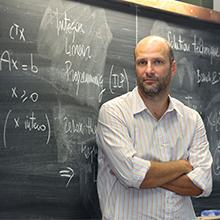 Le professeur Andrea Lodi