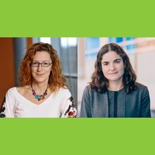 Leadership au féminin : de prestigieuses nominations pour deux professeures de Polytechnique Montréal
