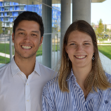 Entrepreneuriat : une doctorante et un doctorant de Polytechnique récompensés aux Grands Prix Desjardins du Défi OSEntreprendre 2021