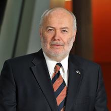 Christophe Guy, directeur général sortant de Polytechnique Montréal