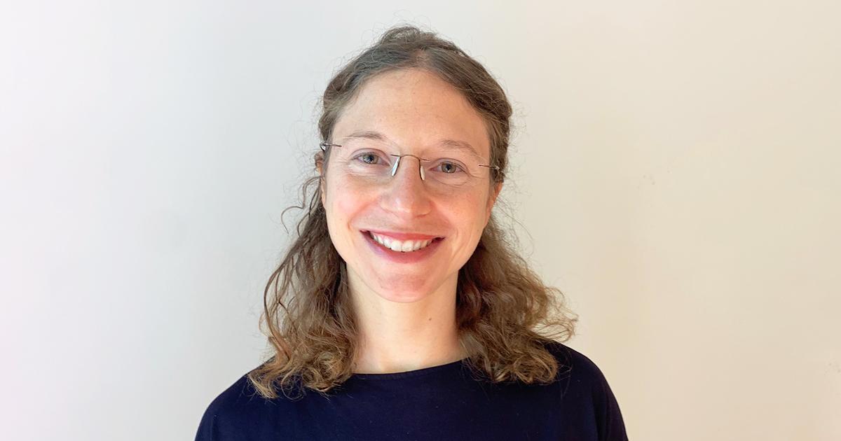 Cléo Ascher, responsable du Bureau de soutien à l'entrepreneuriat.