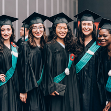 Collation des grades 2019 de Polytechnique Montréal. (Photo : Caroline Perron photographies)