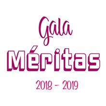 Logo du Gala Méritas 2018-2019
