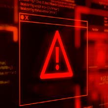 Illustration du concept de code informatique vulnérable