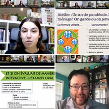 15e Journée de l'enseignement et de l'apprentissage à Polytechnique Montréal : réflexions sur l'expérience à distance en temps de pandémie