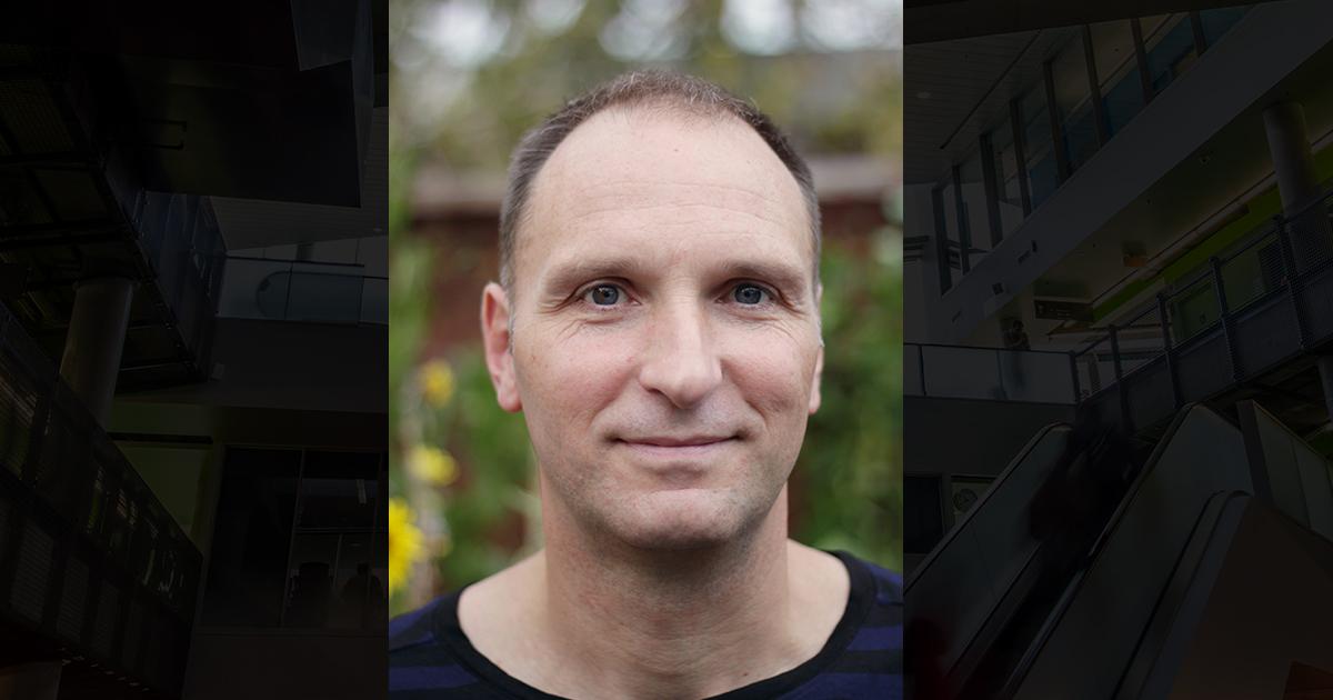 Michaël Kummert, professeur titulaire au Département de génie mécanique de Polytechnique Montréal.