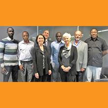 Enseignement en environnement et gestion des rejets miniers : des délégations africaines en mission à Polytechnique Montréal