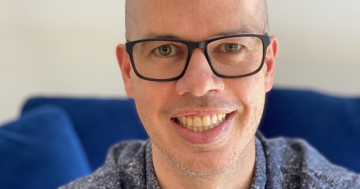 Olivier Gendreau, maître d'enseignement en génie logiciel