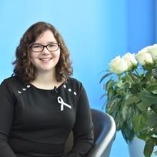 Édith Ducharme, cinquième lauréate de l'Ordre de la rose blanche