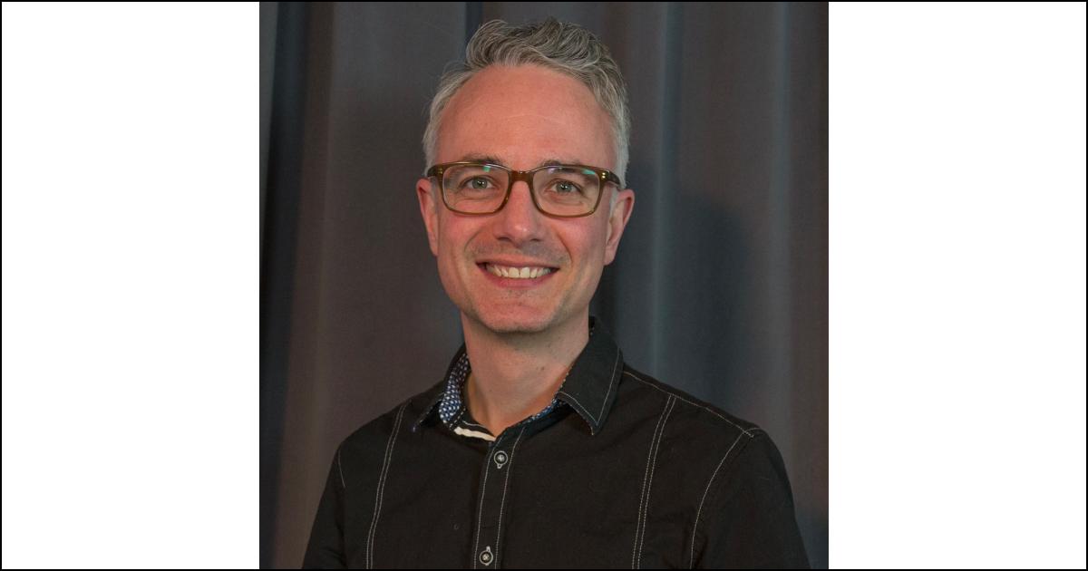 Owen Waygood, professeur agrégé au Département des génies civil, géologique et des mines.