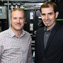 Une unité mobile pour la recherche sur les systèmes géothermiques