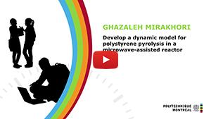Ghazaleh Mirakhori présentation