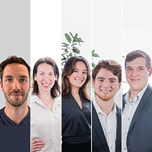 Deux étudiantes, deux étudiants et un diplômé de Polytechnique parmi les lauréats des Bourses Pierre-Péladeau 2021