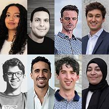 Programme de stage entrepreneur: 8 projets récompensés par des bourses en 2021 à Polytechnique Montréal
