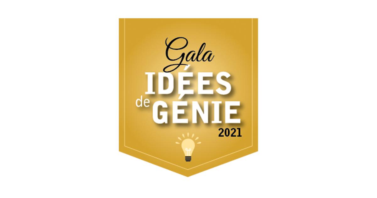 Gala Idées de génie