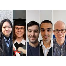 Une équipe de Polytechnique Montréal remporte une compétition étudiante à la conférence internationale Laval Virtual 2021