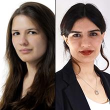 Concours «Ma thèse en 180 secondes» et «Three Minute Thesis»: Chloé Bourquin et Ghazaleh Mirakhori remportent les finales internes 2021 à Polytechnique Montréal