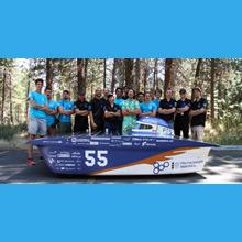 Projet Esteban récolte le 4e rang et deux prix à l'American Solar Challenge 2018 avec son véhicule solaire Esteban 9