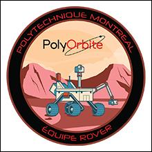 Logo de la division des astromobiles de la société technique PolyOrbite