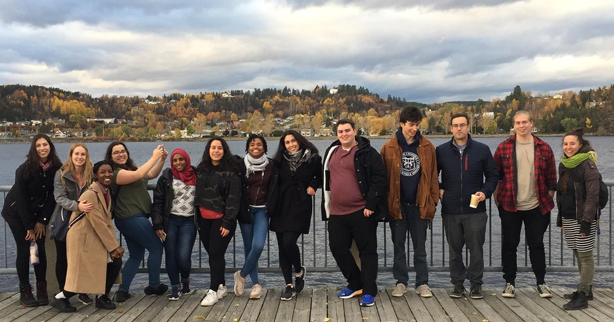 Mission étudiante au Saguenay