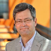 Sylvain Martel, titulaire de la Chaire de recherche du Canada en nanorobotique médicale et directeur du Laboratoire de nanorobotique de Polytechnique Montréal