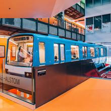 Inauguration de la Station Polytechnique-Alstom : bienvenue à bord!