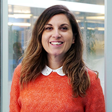 Vanessa Jouan, responsable du parcours entrepreneurial trajet-m