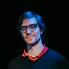Dmitri Fedorov, lauréat du 2e prix au concours «Ma thèse en 180 secondes» 2018