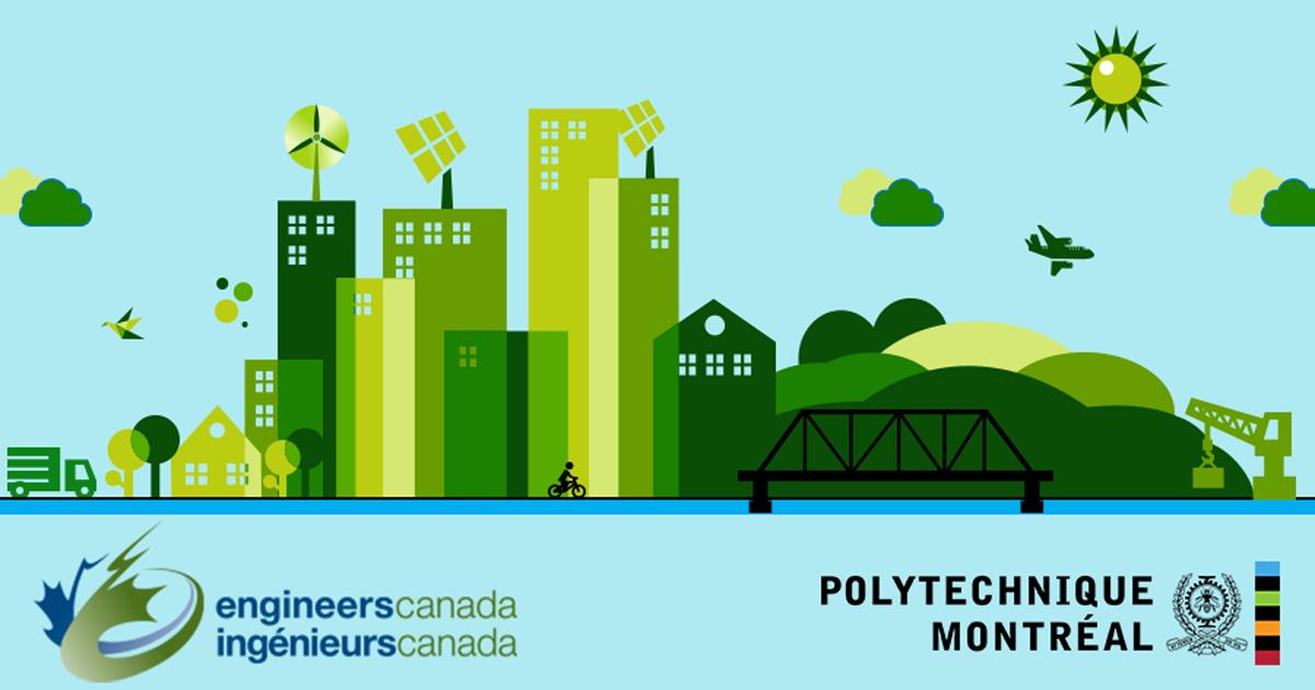 Le cours en ligne gratuit ouvert à tous « L'ingénierie durable » d'Ingénieurs Canada et Polytechnique Montréal