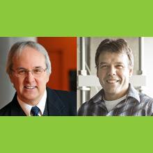 Deux chercheurs fondateurs de l'IRME UQAT-Polytechnique honorés par l'Institut canadien des ingénieurs