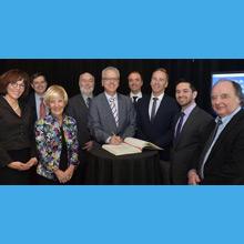Polytechnique Montréal à l'avant-garde de la recherche sur les perturbations transitoires dans les grands réseaux d'électricité