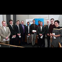 Dix étudiants aux cycles supérieurs de Polytechnique Montréal parmi les lauréats des bourses Hydro-Québec 2016