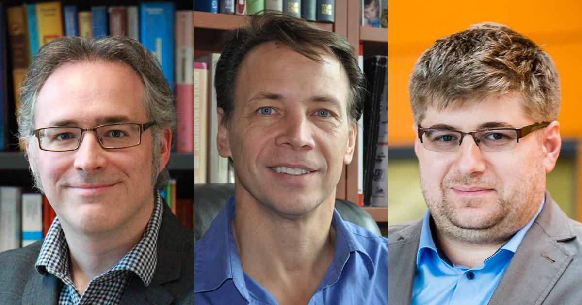 Martin Lévesque, Gregory S. Patience et Denis Seletskiy