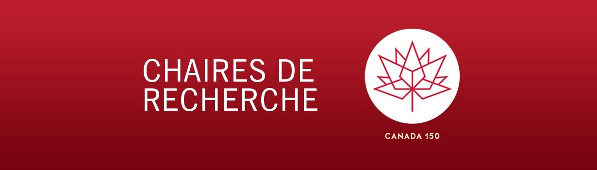 Chaire de recherche Canada 150