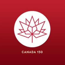 Icone Canada 150