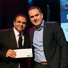Entrepreneuriat : des récompenses pour des étudiants et organismes de Polytechnique
