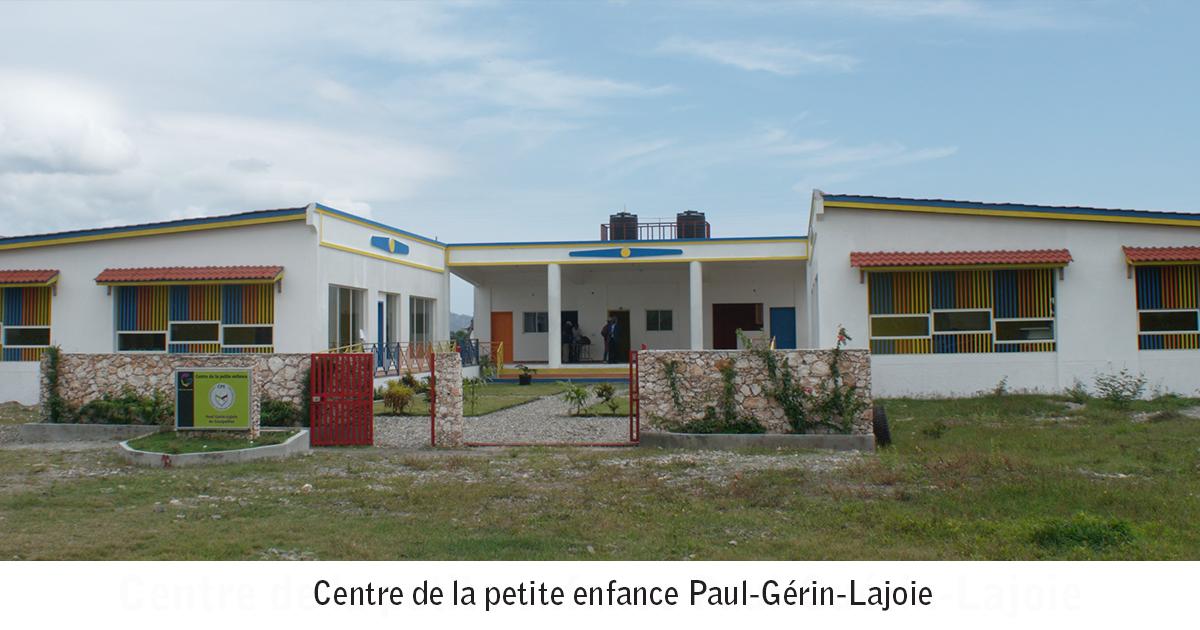 Centre de la petite enfance Paul-Gérin-Lajoie