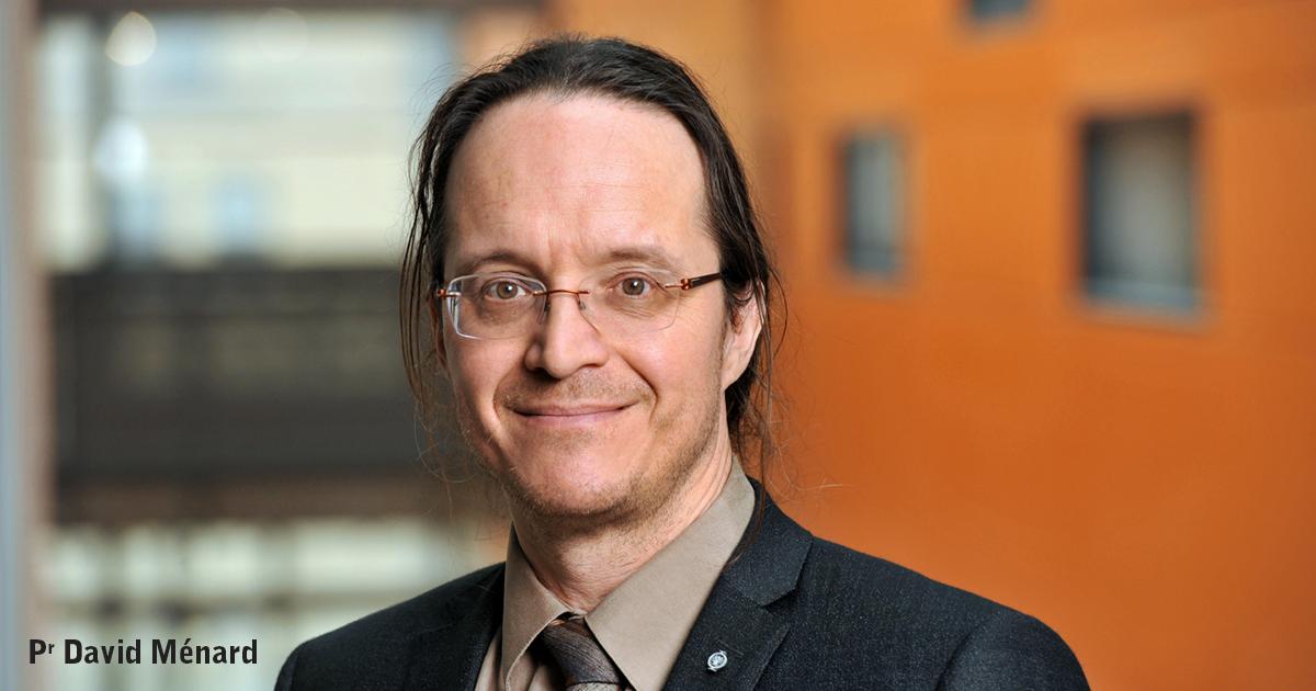 Professeur David Ménard