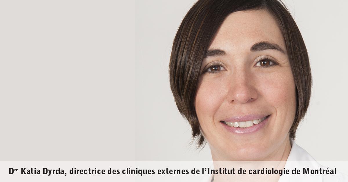 Docteure Katia Dyrda, cardiologue