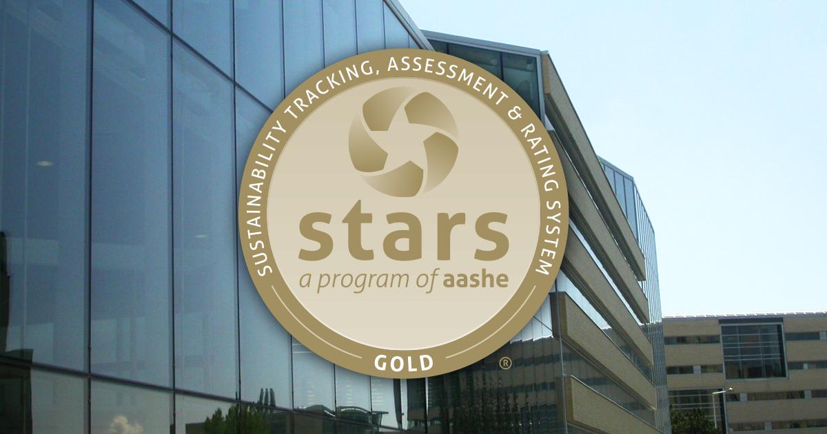 Polytechnique Montréal obtient l'accréditation STARS de niveau or de l'AASHE