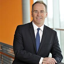 Portrait de François Bertrand, nouveau directeur de la recherche, de l'innovation et des affaires internationales