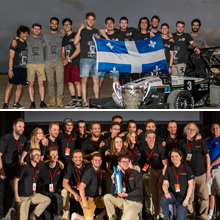 Oronos Polytechnique et Formule Polytechnique Montréal se classent au premier rang de deux prestigieuses compétitions internationales